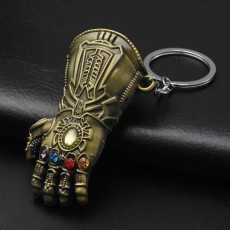 Thanos marvel's the Avengers Glove stone Key ring