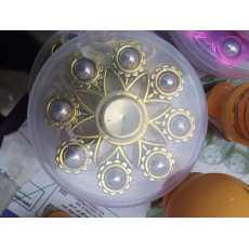 5 Corner High Speed Fidget Spinner-Metal 5 Balls Fidget Spinner Stress...