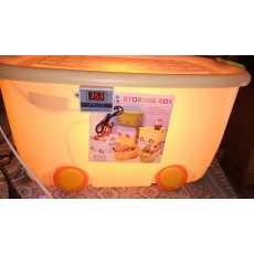 EGG INCUBATOR semi automatic 80-90 Eggs  incubator