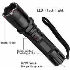 FLASH LIGHT Unique Collection Rechargeable 1101 Super bright Type Light...