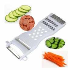 5 In 1 Multipurpose Vegetable Peeler and grater Slicer Cutter Peeler Peeler...