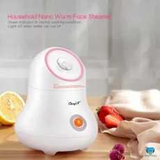 CkeyiN Facial Steamer For Face Skin Care
