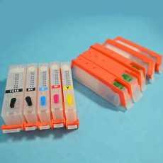 6 Pcs Refill Ink Cartridge PGI 270 CLI 271 for Canon
