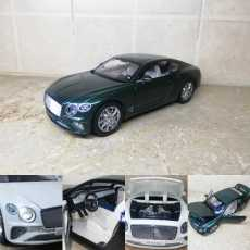 Bentley Continental GT 2020 1:24 Green XLG M929J DieCast Metal Model Cars...
