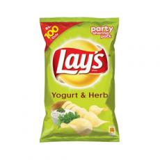 Lays Yogurt & Herb 145gm