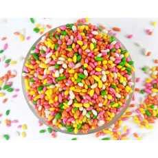 Meethi Saunf - Sugar Coated Sweet Fennel - Premium Quality - 250grams