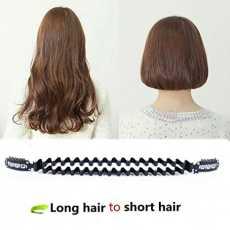 Hair Maker Tools Creating BOB Hair Roller Twist Clip Stick DIY BOBO Head...