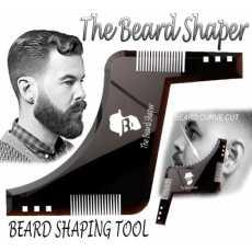 Men darhi Ka Khat Beard Shaper Beard Comb Shaping Tool Goatee Styling...