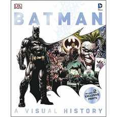 Batman: A Visual History DK