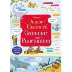 Junior Illustrated Grammar and Punctuation usborne