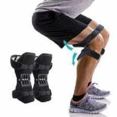 Powerknee Kneepad Support Knee Protect Nasus Sports Kneecap Resistance Strap