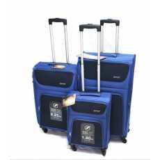 "Everest Ultra Super Lightweight Softside Spinner Luggage - 3 Piece Set (20"",..."