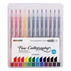 CALLIGRAPHY PEN SET 12 COLOR