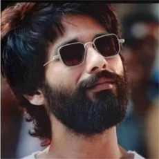 Kabir Singh Luxury Branded Sunglasses Metal Frame Amazing 100% Quality