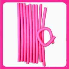 10 Piece Flexible Twist Hair Curl Curlers Rollers