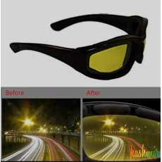 HD Night Vision Glasses / Aviator Polarized Glasses with UV Protection for...