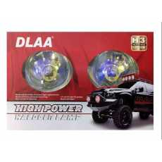 DLAA Halogen Fog Lamp Light High Power Universal