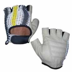 Fitness Ladies Gym Gloves Weightlifting Cycling Wheelchair Gloves Straps