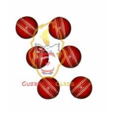 Pack Of 6 Hard balls - Cricket Practicing Hardball