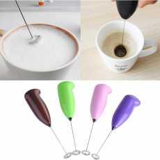 Mini Handy Egg & Coffee & yogurt Electric Mixer Milk shaker Electronic...