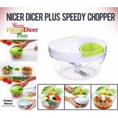 Nicer Dicer Speedy Chopper  Speedy Chopper  Kitchen Chopper  Speedy Hand...