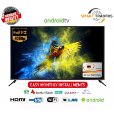 SONY G 43 Inch Smart Android  WiFi 4K Ultra HD LED TV.