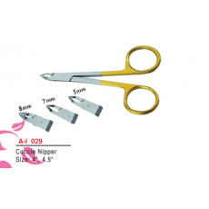 Stainless Steel Cuticle Nipper