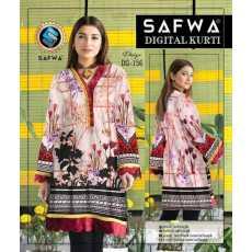 Safwa Digital Print Kurrti