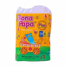 Bonapapaa All size 50 pcs Disposable Diapers