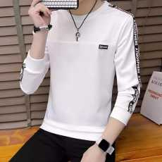 Strap Style Full Sleeves T-Shirt