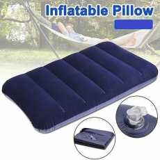 [ BEST SELLING ] Inflatable Air Pillow for Rest - Bed, Travel Cushion