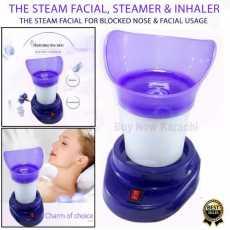 Shinon – The Steam Facial – Steamer and Inhaler for Block Nose & Facial Usage...