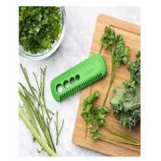 Kitchen Vegetable Leaf Peeler Comb Multi-Function Gadget Creative Leaf...