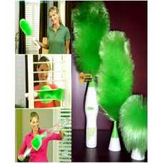 Pro Electric GO Duster Cleaning Brush Keyboard Blinds Motorized Brush Spins...