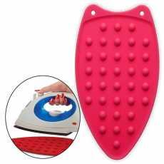 Iron Rest Heat Resistant Ironing Board Pad Mat Accessory Creative Anti-slip...