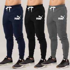 Bundle Of 3 Terry Cotton Stylish Trousers