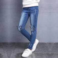 Cat Stylish Denim Jeans