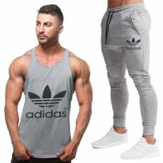 Printed Gym Track Suit