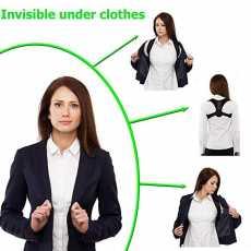 New Intelligent Posture Corrector for Men Woman Posture Trainer Back...