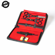 Professional Stainless Barber Kit Plus