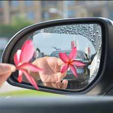 New 2020 Anti Fog Film Car Rear View Mirror Waterproof Film protective film...