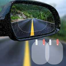 Super Anti Fog Film Car Rear View Mirror Waterproof Film protective film Anti...