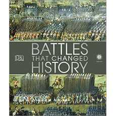 Battles that Changed History Hardcover  DK