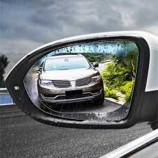 Anti Water Mist Fog Glare Rain-Proof Film Car Rear View Mirror Waterproof