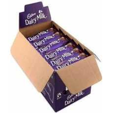 Cadbury Dairy Milk 24pcsx18gm - 2 Packs