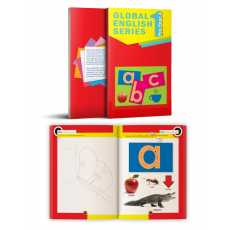   Global English Series   Sand Paper Book   Pre-primary Books Level I  ...