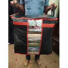 New Home Square Storage Utility Box Fabric Cube Organizer Cloth Basket Bag...