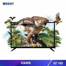"Orient 32"" inch hawk Led-black"
