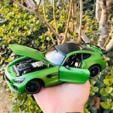 1:24 Mercedes AMG GT R Alloy Car Model Diecast