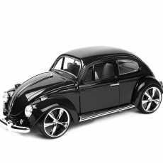 Diecast Model Volkswagen Beetle Foxy Car